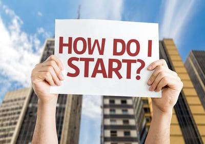 How do I Start? - Lone Armadillo