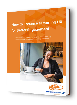 0319eUX - How to Enhance eLearning UX for Better Engagement eBook Cover