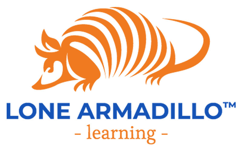 Lone Armadillo Learning