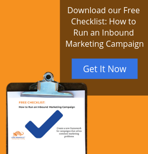 Download our free checklist on how to run an inbound marketing campaign